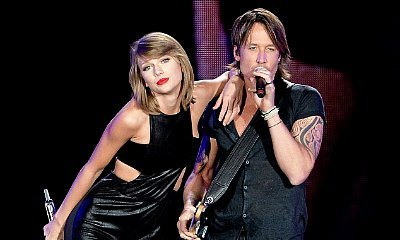 Taylor Swift Collaborates With Keith Urban in Toronto