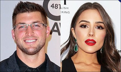 Tim Tebow and Olivia Culpo Have Been Dating for a Month