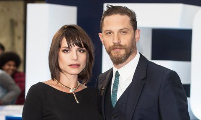 Tom Hardy and Wife Charlotte Riley Welcome Their First Child Together