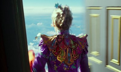 'Alice Through the Looking Glass' First Teaser Arrives