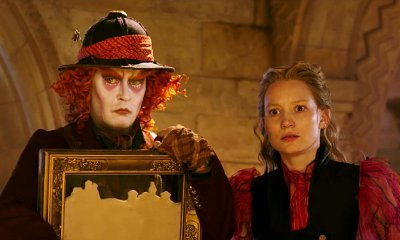 'Alice Through the Looking Glass' Gets First Full Trailer
