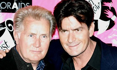 Charlie Sheen's Father Praises Son for His Courage to Speak Out About His HIV