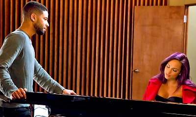 'Empire' Boss Explains That Surprise Kiss. Is Jamal Falling for a Woman?