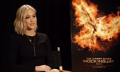 Watch Jennifer Lawrence Scold Interviewer in Awkward Interview