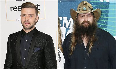 Justin Timberlake Tapped to Perform With Chris Stapleton at CMA Awards