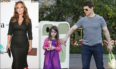 Leah Remini Claims Tom Cruise Abandoned Crying Baby Suri at Dinner Party