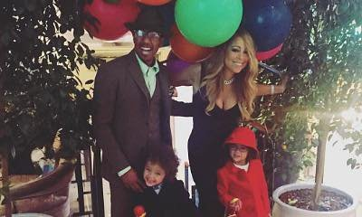 Mariah Carey and Nick Cannon Reunite for Thanksgiving With Their Kids