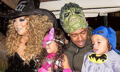Mariah Carey Says Celebrating Halloween With Ex Nick Cannon Is 'Cool'