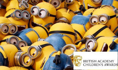'Minions' Won Kids' Votes at 2015 BAFTA Children's Awards
