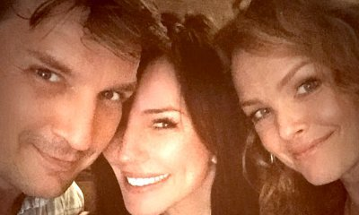 Nathan Fillion Is Dating George Clooney's Ex Krista Allen