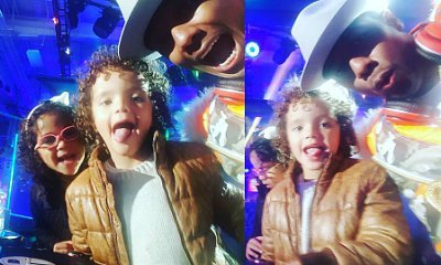 Look! Nick Cannon and Mariah Carey's Twins Are the Cutest DJs at Nickelodeon's HALO Awards