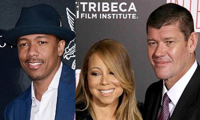 Nick Cannon Comments on Report That Mariah Carey Moves in With James Packer