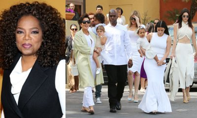 Oprah Winfrey Defends the Kardashians After They Were Slammed for Being 'Talentless'