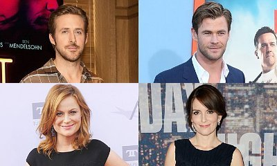 Stars Galore! Ryan Gosling, Chris Hemsworth, Amy Poehler, Tina Fey Set for 'SNL'