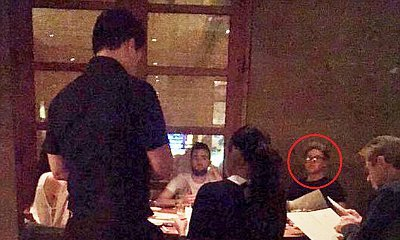 Selena Gomez Spotted Having Dinner With Niall Horan