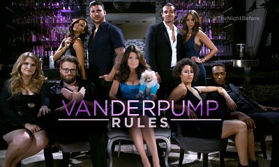 Check Out Seth Rogen's New Version of 'Vanderpump Rules' Opening Credits