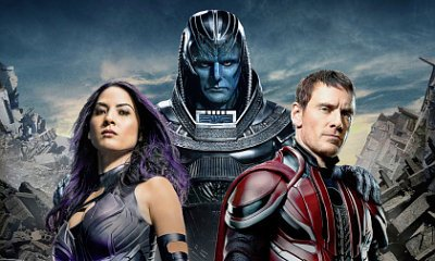 'X-Men: Apocalypse' First Trailer Is Attached to 'Star Wars: The Force Awakens'