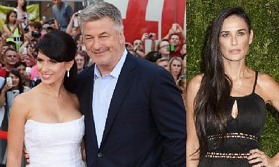Does Alec Baldwin's Wife Hilaria Worry That He's Cheating With Demi Moore?