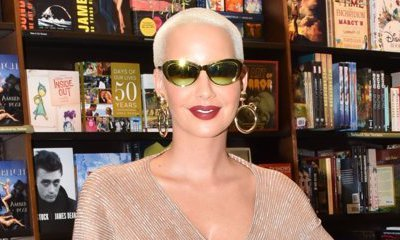 Amber Rose Tweeted Phone Number Then Quickly Deleted It