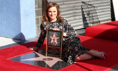 Amy Poehler Gives Funny Speech at Her Hollywood Walk of Fame Ceremony