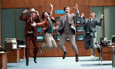 'Anchorman 3' May Send Ron Burgundy to Internet Era