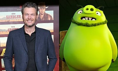'Angry Birds' Hires Blake Shelton to Voice Pig and Write Song