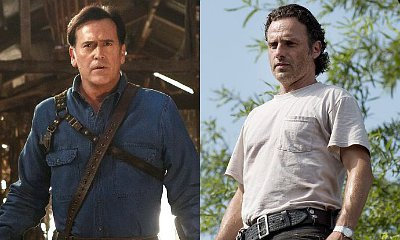 Dream Crossover? Bruce Campbell Shares 'Leaked' 'Ash vs. Walking Dead' Script