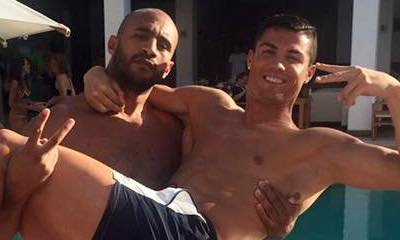 Cristiano Ronaldo Is Rumored to Be in Gay Relationship With Moroccan Kickboxer