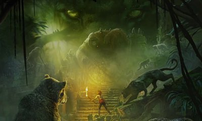 Watch 'Jungle Book' Motion Poster and Teaser Trailer