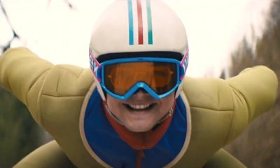 'Eddie the Eagle' First International Trailer Is Emotional Yet Ridiculous