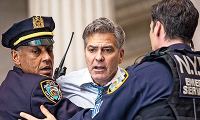 First Look at George Clooney and Julia Robert in 'Money Monster' Revealed