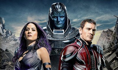 Images From 'X-Men: Apocalypse' First Trailer Leaked Online