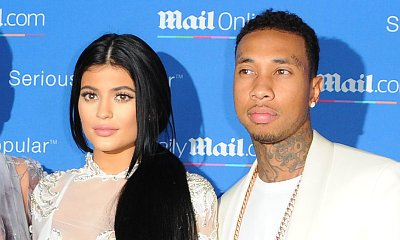 Kylie Jenner Shows Off New Diamond Ring. Is She Engaged to Tyga?