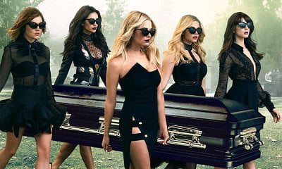 'Pretty Little Liars' New Poster: Aria, Emily, Hanna, Spencer Are Sexy Mourners