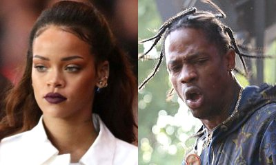 Rihanna and Travis Scott Caught Up in Club Shooting