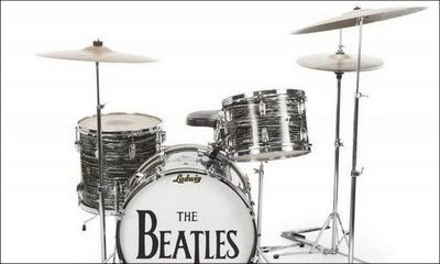 Ringo Starr's Drum Kit Sold for $2.2M at Auction