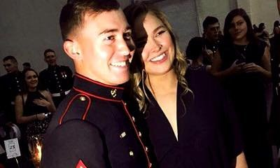 True to Her Word! Ronda Rousey Goes to Marine Corps Ball After Viral Video Request