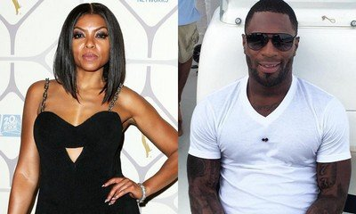 New Couple Alert! Taraji P. Henson Holds Hands With Kelvin Hayden in Miami
