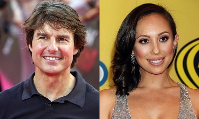Report: Tom Cruise 'Swapped Number' With Cheryl Burke