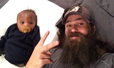 'Duck Dynasty' Star Jep Robertson Introduces Newly Adopted Son