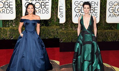 Golden Globes 2016: Gina Rodriguez, Jaimie Alexander Rule the Red Carpet
