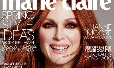 Julianne Moore: Ellen Page Spoke to Me Frankly About Coming Out as Gay