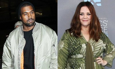 Kanye West to Perform on 'SNL' With Melissa McCarthy as Host