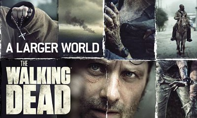 New Places, New Faces. 'The Walking Dead' Key Art Teases 'a Larger World'