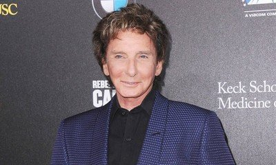 Barry Manilow Is Hospitalized for Oral Surgery Complications, May Miss Grammys