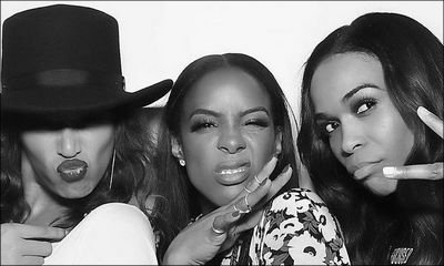 Beyonce Reunites With Destiny's Child for Kelly Rowland's Birthday Party