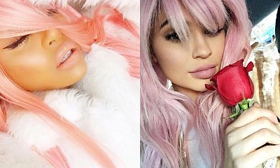 Blac Chyna Dyes Her Hair Pink. Is She Trying to Copy Kylie Jenner's Style?