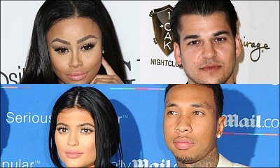 Blac Chyna Plans Double Date With Rob Kardashian, Kylie Jenner, Tyga on Val's Day