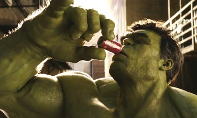 Coca-Cola Brings Ant-Man and The Hulk Together in Its Super Bowl 50 Ad