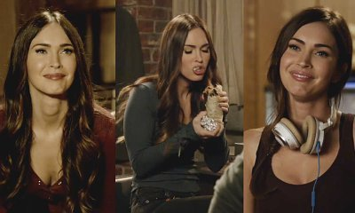 See First Footage of Megan Fox in 'New Girl' Promos